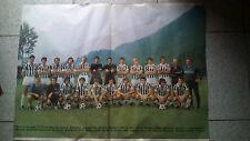 il campione della settimana calcioposter JUVENTUS anno 1972/73