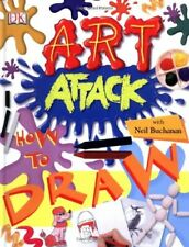 Art Attack How to Draw-Dk