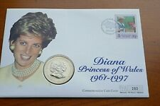 Falklands - 1981 50 pence - Charles & Diana - in First day cover (30)