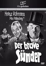 """Der brave Sünder - mit Heinz Rühmann (""""Die Feuerzangenbowle"""") - Filmjuwelen DVD"""