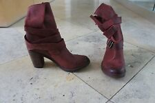 Red Jeffrey Campbell Boots France Size:7.5