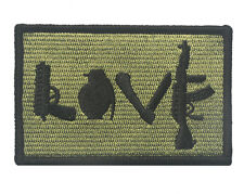 I love PATCH ARMY MORALE TACTICAL MORALE BADGE PATCH  SK  724
