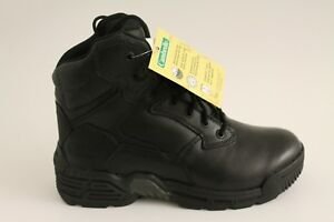 Magnum Stealth Force 6.0 Leather Safety boots slip oil resistant new unisex mens