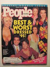 People Magazine 9-18-1995. Best & Worst Dressed! Pam Anderson! Oprah Winfrey!