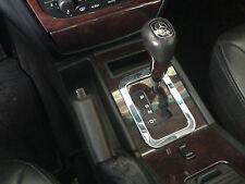 Mercedes W463 G-wagon CHROME shift gear frame rim