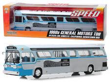 1960 General Motors GM TDH #2525 LA Downtown Bus SPEED 1:43 GreenLight 86544
