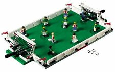 LEGO CHAMPIONSHIP CHALLENGE 3409 Set Soccer 12x minifigs stadium no stickers