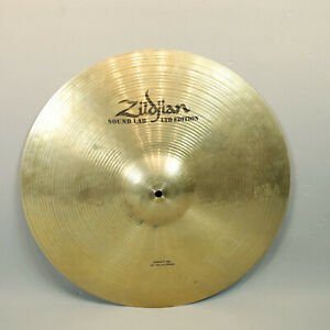 "20"" Zildjian Sound Lab Project 391Crash Cymbal 1865g weight LTD Edition Rare"