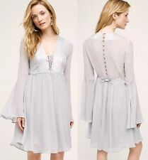 Belled Peasant Dress Size M $268 By Ghost Boho NWT Wedding Cocktail
