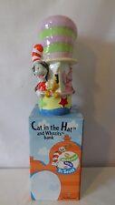 Wubbulous World 1998 Dr Seuss Cat in The Hat Whozits Bank Mib #H906