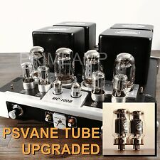 YAQIN MC-100B BK KT88 Vacuum Tube Hi-end Integrated Power Amplifier 110v-240v US