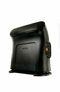 Honeywell Thermawave Electric Heater, Black