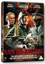 Raid on Entebbe     DVD   New!   Charles Bronson  Idi Amin