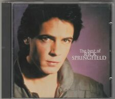 The Best Of Rick Springfield  **1999 Made In The EU 16 Trk CD Album** VGC