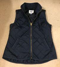 Old Navy Women's Size Sz XS S P Women Vest Blue Jacket Coat Excellents