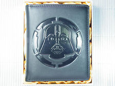 Star Wars Darth Vader Helmet Leather Wallet