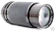 Canon FD zoom Soligor 80/200mm. f4,5 macro