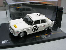 IXO models 1/43 RARE PEUGEOT 404 N°17 RALLY SAFARI 1968 Nowicki/P.B Cliff!!!