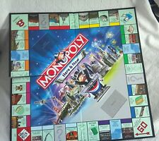 MONOPOLY 2006 HERE & NOW EDITION GAME BOARD 00402