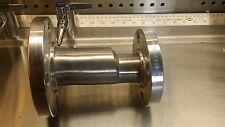 """304 Stainless 150# 150LB ANSI FLANGE 2"""" TO 1.5 (1-1/2"""") Adapter 7-3/8"""" LONG"""