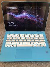 hp x360 Convertable 11 Touchscreen Laptop