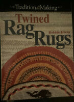 Tradition in the Making Ser.: Twined Rag Rugs : Tradition in the Making by...