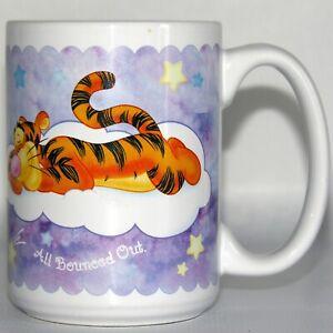 Disney Winnie the Pooh Tigger 14 Ounce Coffee Mug