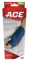 ACE Night Wrist Sleep Support Moderate-Stabilizing One Size Adjustable, 1 Pack
