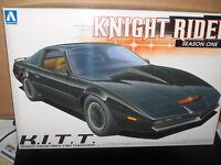 Knight Rider  K.I.T.T. 2000 1:24 Modellbausatz   - NEU,OVP,Lizenz