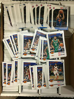 2019-20 Panini NBA Hoops Basketball Cards Complete Your Set (You Pick 1-294)