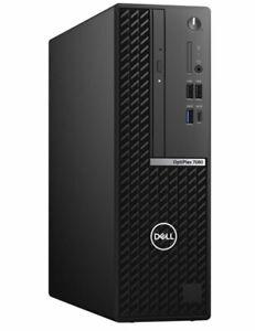 Dell OptiPlex 7080 SFF Desktop PC i5-10500 16GB 256GB SSD Windows 10 Pro 8JF50