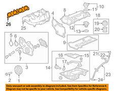 GM OEM-Engine Intake Manifold Gasket 12589366