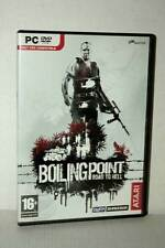 BOILING POINT ROAD TO HELL GIOCO USATO PC DVD VERSIONE ITALIANA GD1 47338