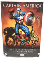 Captain America Marvel Masterworks Volume 2 Marvel Comics TPB New Paperback