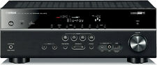 Yamaha Rx-V573 3D 7.1  Channel Home Theater HD Network Receiver YPAO HDMI Rxv573