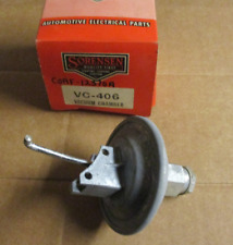 1960 1961 Edsel Mercury 6 cyl A/T Vacuum Advance Chamber 60 61