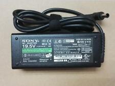 Original 19.5V 4.7A Sony Vaio VGP-AC19V37 Laptop AC Adapter Charger Power Supply