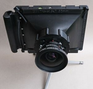 3d printed - WillTravel 5x7 camera for your focal length