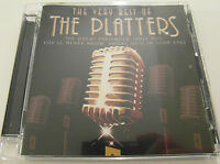 The Platters - Very Best of the Platters ( CD Album 2008 ) Used very good