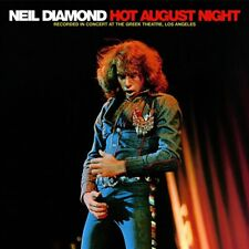 NEIL DIAMOND - HOT AUGUST NIGHT REMASTERED & EXPANDED 2 CD BRAND NEW & SEALED!