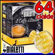 Bialetti Capsule Cialde Caffè Mokespresso Venezia Confezione 64 PZ Mokona