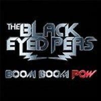 """BLACK EYED PEAS """"BOOM BOOM POW"""" CD SINGLE 4 TRACKS NEU"""