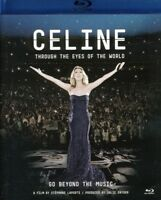 Celine Dion - Through the Eyes of the World (2010) [New Blu-ray] Germany - Impor