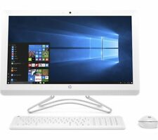 "HP 24-E030NA 23.8"" All-In-One PC Intel i3 Dual Core 2.4GHz 8GB RAM 2TB Windows10"