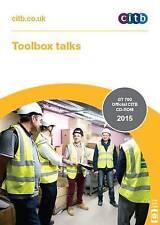 Toolbox Talks: GT 700/15 CD, CITB, New, CD-ROM
