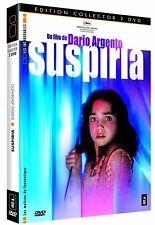 """DVD """"Suspiria (1977)"""" Dario Argento NUEVO EN BLÍSTER"""