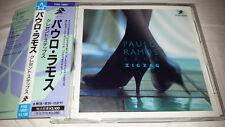 PAULO RAMOS BAND Zig Zag CD JAPAN 1989 P30Z-10001 w OBI Latin s1169