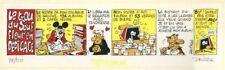 Ex-libris Sérigraphie Trou du Souffleur (Le) Dédicace Bédérapage