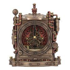Horologist - Steampunk Clock / Nemesis Now / Steampunk / Shelf & Desk Clocks