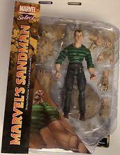 Marvel's Sandman Marvel Select Action Figure Amazing Spider-Man Villain New